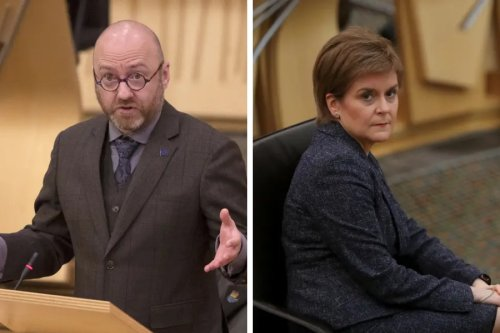 Sturgeon told SNP 'failing to live up to rhetoric' of world-leading climate aims