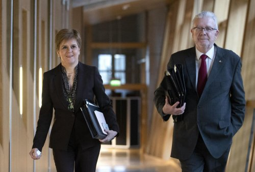Kevin McKenna: As the indyref gravy train keeps rolling along, a letter from Nicola to Mike