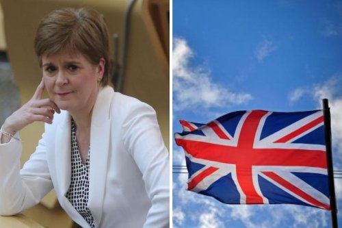 'I thought it was a spoof': Sturgeon criticises 'ludicrous' One Britain One Nation Day
