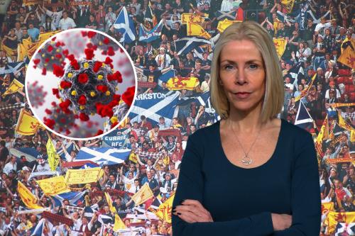 Euro 2020 house gatherings fears as expert warns of tough lockdown return