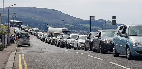 Islanders' fury over Scots ferry travel 'lottery' with no space for cars for more than three weeks on one route