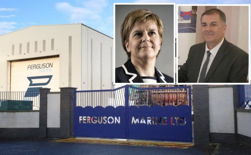 Council leader seeks Sturgeon intervention to save ferry-building fiasco firm