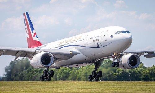 Boris Johnson's 'Brexit plane' flown once in promotional role after £900k taxpayer paint job