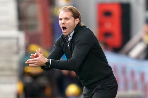 Hearts boss Neilson insists Rangers flashpoint was case of 'Glasgow long blink'