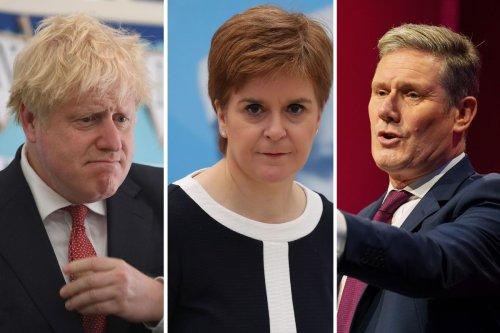 Starmer: 'appalling' Sturgeon as bad as Johnson on pandemic