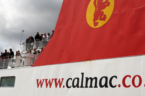 CalMac ferries cancelled after 'passenger disturbance' as police called to pier
