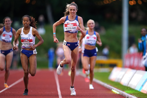 Tokyo Olympics day seven: What to watch as Eilish McColgan competes first-ever 4x400m mixed relay on show