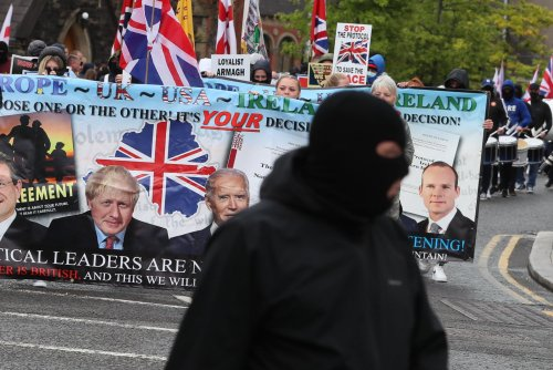 Northern Irish citizens could become 'permanent casualties' of Brexit
