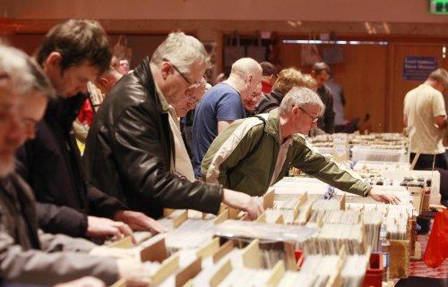 It's a record: vinyl enjoys a comeback amongst music fans