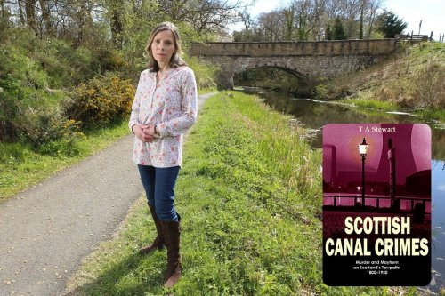 Revealed: The most shocking crimes of murder, terrorist plots, abductions and baby deaths on Scotland's canals