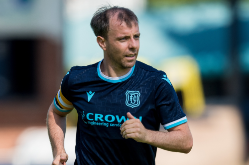 Paul McGowan hails Dundee mindset and insists club are ready to prove they belong in Premiership