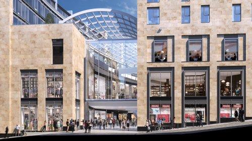 Will grand retail quarter become white elephant?