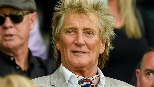 Sir Rod Stewart predicts Scotland's clash with England at Wembley