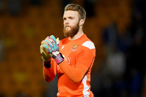 Zander Clark aiming for more St Johnstone cup heroics against Dundee