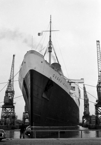Fears over future of historic liner RMS Queen Mary