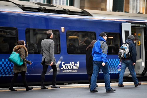 Anger over 'disastrous' rail plans as report backs major cuts to Scotland's network