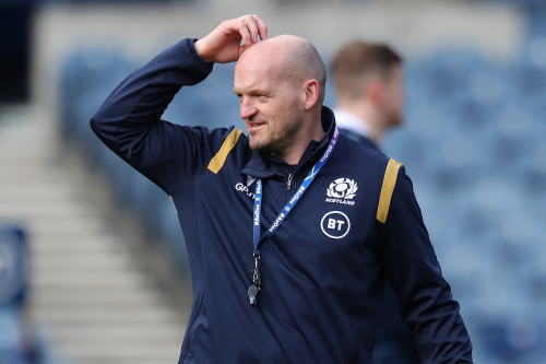 Scotland vs Tonga clash a golden opportunity for uncapped players, says Townsend