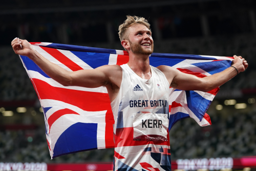 Josh Kerr wants to make Commonwealth debut for Team Scotland