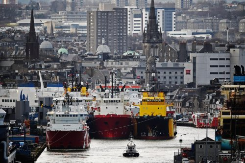 Aberdeen handed £26m to deliver energy transformation