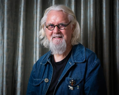 Sir Billy Connolly gives Parkinson's update and reveals he last lost the ability to write