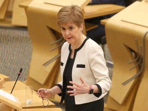 Sturgeon issues fresh Covid message as Government 'monitoring' new mutation