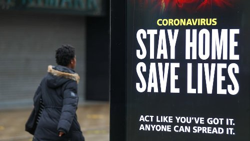 Winter lockdown 'a possibility' as new diseases rise from Covid, government expert warns