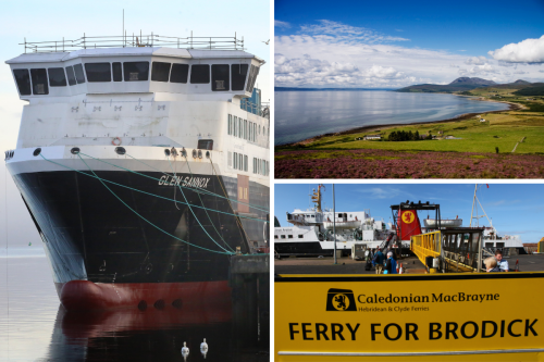 CalMac ferry chaos: Island economies 'at risk of collapse'