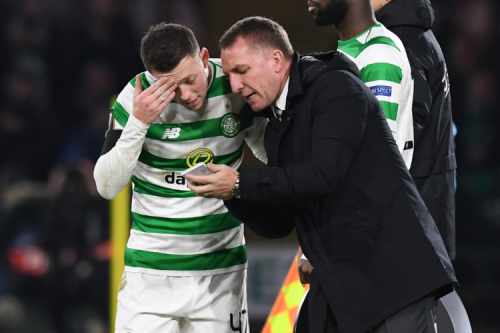 Brendan Rodgers was Celtic hit but Callum McGregor hails another boss for laying groundwork