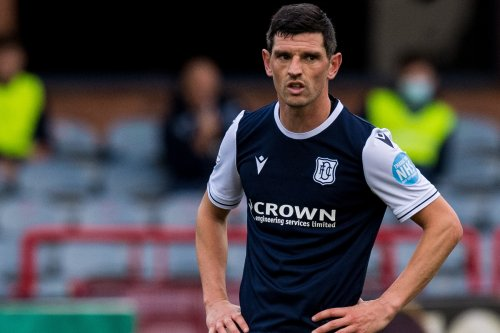 Graham Dorrans signs two-year deal with Dunfermline