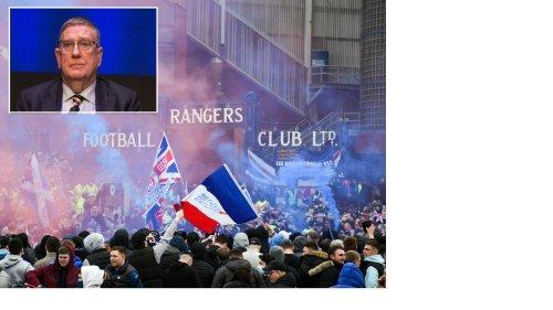 SFA pay the price as Rangers chairman Douglas Park wins legal dispute over SPFL £8m cinch sponsorship