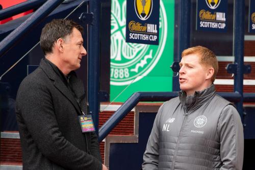 Rangers sent Celtic Park warning by BT Sport over Chris Sutton Neil Lennon row
