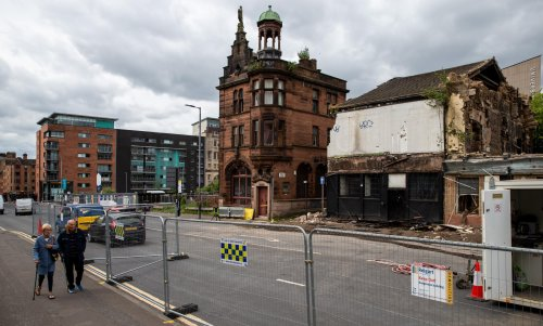 Letters: Will Glasgow's shamefully-neglected High Street ever get the funding it deserves?