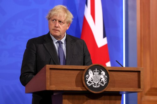 Janey Godley: Boris' mumbling in Covid briefings is like a bad open mic spot