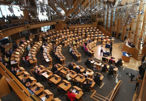 How much does the First Minister, MSPs and Cabinet Secretaries earn?