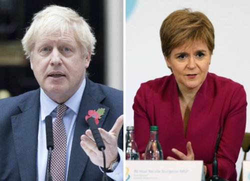 Johnson dodges referendum question insisting Indyref2 not 'priority' for Scots