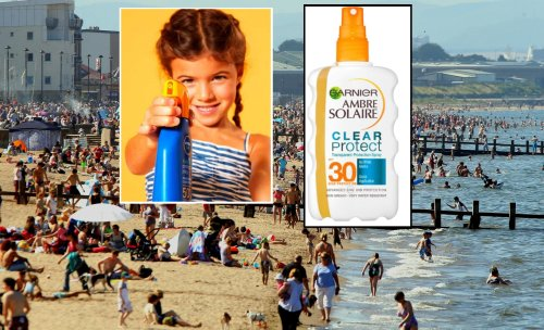 The sunscreens that 'fail' to live up to protection claims