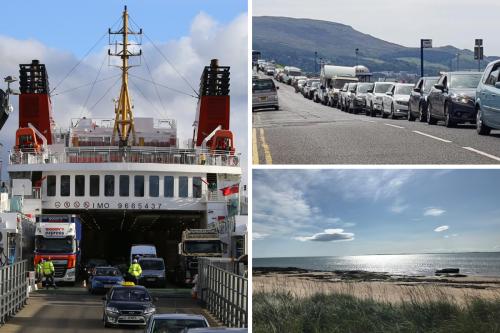 CalMac ferry crisis: Islanders' anger over car constraints