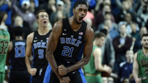 Another former Duke basketball captain is joining Coach K's staff