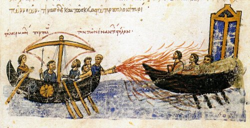 The mystery of Greek fire - HeritageDaily - Archaeology News
