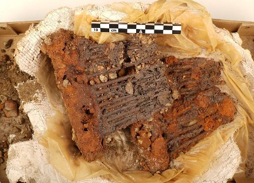Unique Viking textiles found in woman's grave - HeritageDaily - Archaeology News