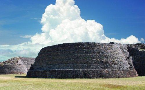 Tzintzuntzan – The City of Rounded Pyramidal Yácata - HeritageDaily - Archaeology News