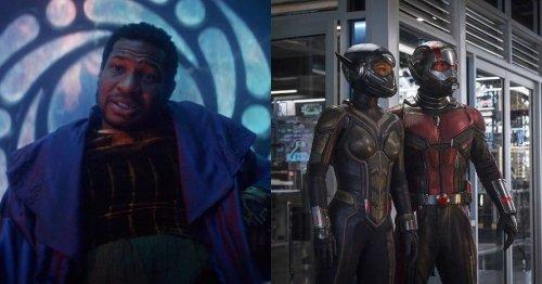 See Jonathan Majors Transform Into Kang For Paul Rudd's 'Ant-Man 3'
