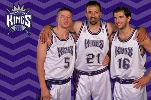 2002 Sacramento Kings Nostaljisi - Her Şey NBA