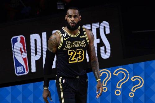 Sakatlık Raporu: LeBron James - Her Şey NBA