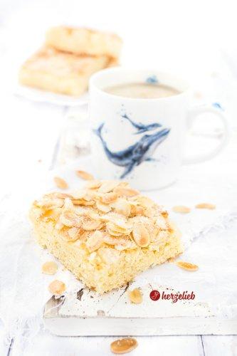 30 Minuten Schmandbutterkuchen Rezept mit einfachen Zutaten