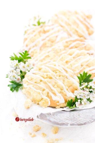 Streuseltaler Rezept – saftig, einfach und mit leckeren Butterstreuseln