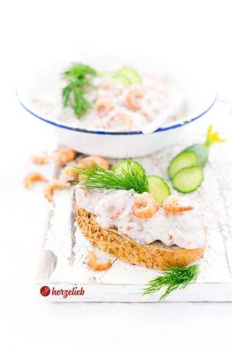 Krabbensalat Rezept – den Küstenklassiker einfach selber machen