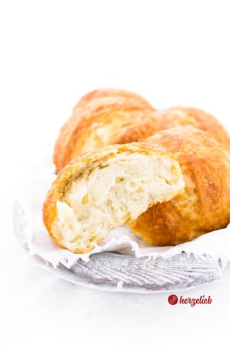 Käsebrötchen Rezept – so lecker wie vom Bäcker
