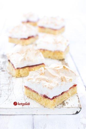 Bedstefars Skæg Rezept - Opas Bart, dänischer Kuchen