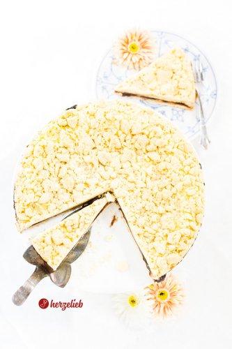 Friesischer Käsekuchen Rezept – Streuselkuchen mal anders